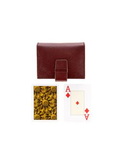 THOMAS LYTE | Grained-Leather Case Card Set