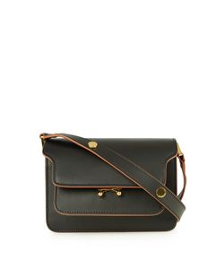 Marni | Trunk Mini Leather Cross-Body Bag
