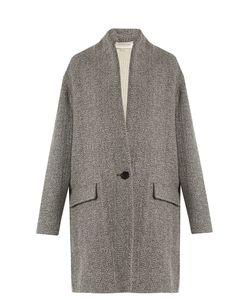 ISABEL MARANT ÉTOILE | Edilon Herringbone Coat