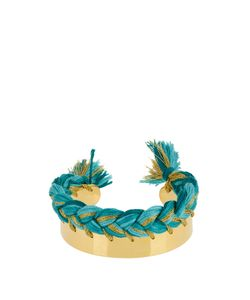 Aurelie Bidermann | Copacabana Plated Wide Cuff