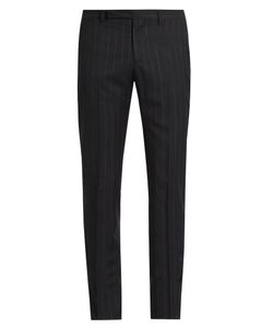 Maison Margiela | Pinstriped Trousers