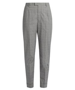 Isabel Marant Étoile | Laure Checked Tapered Trousers