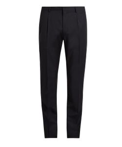 Valentino | Slim-Leg Wool And Mohair-Blend Trousers