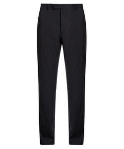 Valentino | Straight-Leg Wool Trousers
