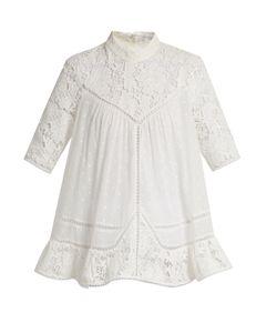 Zimmermann | Caravan Embroidered Cotton Top