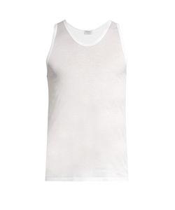 ZIMMERLI | Royal Classic Scoop-Neck Cotton Vest