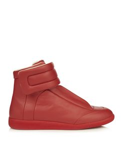 Maison Margiela | Future High-Top Leather Trainers
