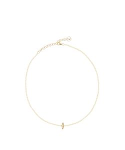 ANISSA KERMICHE | Diamond Pearl And Choker