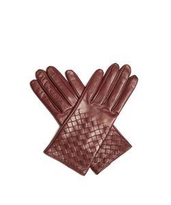 Bottega Veneta | Intrecciato-Leather Gloves