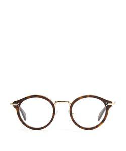 CÉLINE SUNGLASSES | Round-Frame Acetate Glasses