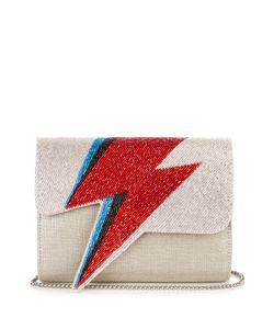 Sarah's Bag | Bowie Embellished Clutch