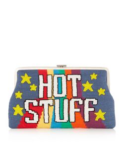 Sarah's Bag | Hot Stuff Embellished Clutch