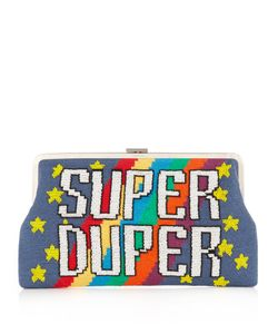Sarah's Bag | Super Duper Embellished Clutch