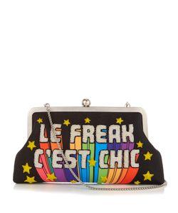 Sarah's Bag | Le Freak Cest Chic Embellished Clutch