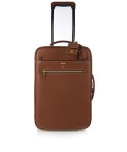 Mark Cross | Saffiano-Leather Suitcase