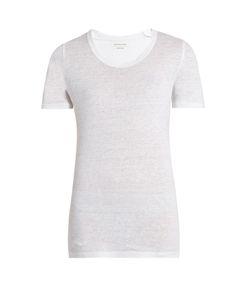 Isabel Marant Étoile | Kiliann Slub-Linen T-Shirt