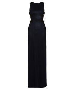 GALVAN | Criss Cross Jersey Gown