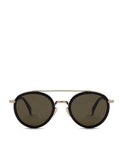 CÉLINE SUNGLASSES | Round-Frame Acetate Sunglasses