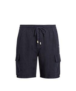 Vilebrequin | Bermuda Drawstring-Waist Linen Shorts