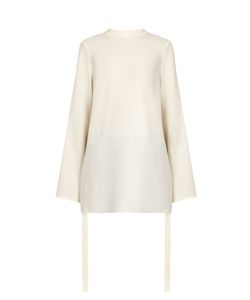 Ellery | Purify Flared-Sleeve Blouse