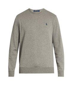 Polo Ralph Lauren | Relaxed-Fit Crew-Neck Sweatshirt