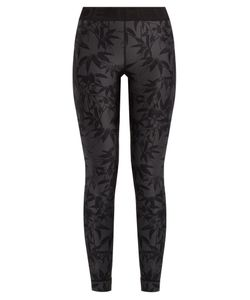 THE UPSIDE | Guru Bamboo-Print Performance Leggings