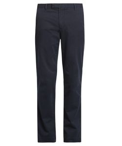 Polo Ralph Lauren | Slim-Fit Brushed-Cotton Chino Trousers