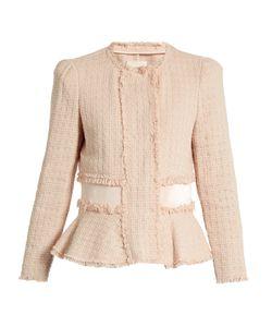 Rebecca Taylor | Cropped Tweed Jacket