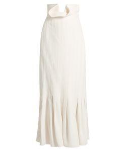 Ellery | Pleated Twill Skirt
