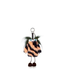 Fendi   Witches Fox And Mink-Fur Bag Charm