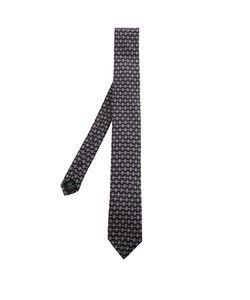 Dolce & Gabbana | Geometric-Print Silk Tie