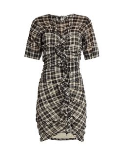 Isabel Marant Étoile | Wallace Checked Mini Dress