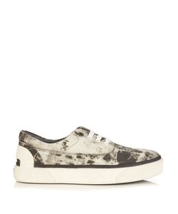 Lanvin | Acid-Printed Low-Top Trainers