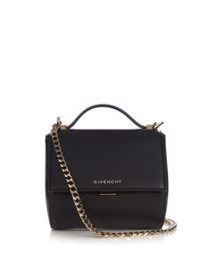 Givenchy | Pandora Box Small Leather Shoulder Bag