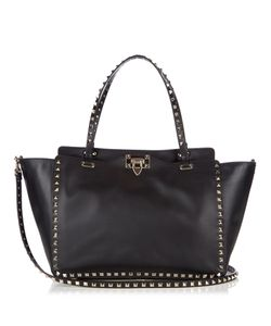 Valentino | Rockstud Smooth-Leather Tote