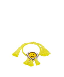 Shourouk | Hippie Happy Face Bracelet