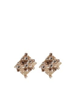 Lanvin | Chain Lumiere Crystal Earrings