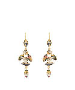 Isabel Marant | Marley Enamel Bird Drop Earrings