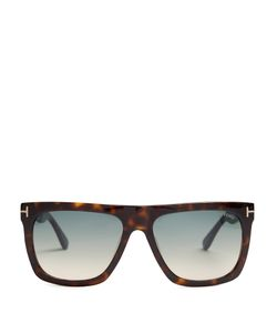 TOM FORD SUNGLASSES | Morgan Flat-Top Sunglasses