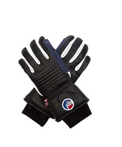 FUSALP | Askell Fleece-Lined Leather Gloves