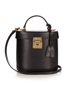 Mark Cross | Benchley Saffiano-Leather Shoulder Bag