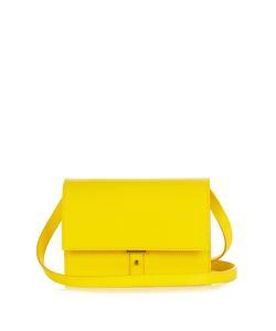 PB | Ab10 Leather Cross-Body Bag