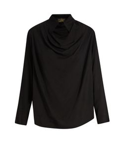 Vivienne Westwood Anglomania | Tondo Cowl-Neck Draped Top