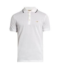 Burberry | Adley Cotton-Piqué Polo Shirt