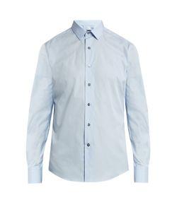Lanvin | Button-Cuff Cotton-Poplin Shirt