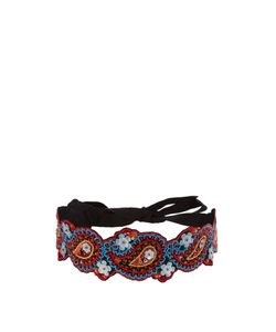 Andrew Gn | -Embroidered Belt