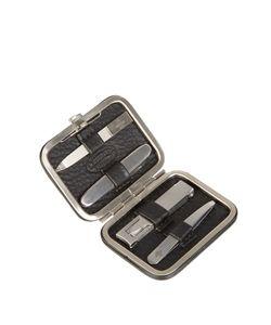 F. HAMMANN | Leather Mini Manicure Set
