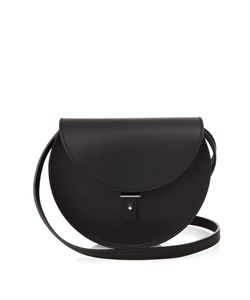 PB   Ab21 Leather Cross-Body Bag