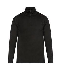 MOVER | Half-Zip Merino-Wool Base-Layer Top