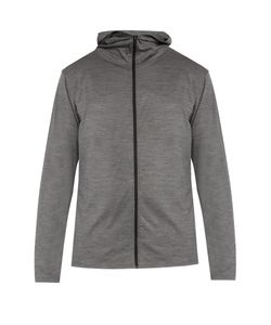 MOVER | Hooded Base-Layer Merino-Wool Sweatshirt